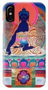 Medicine Buddha 11 IPhone Case