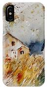 Old Chapel In Herhet IPhone Case