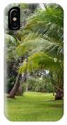 Old Hawaiian Garden IPhone Case