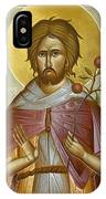 St Euphrosynos The Cook IPhone Case