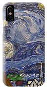 Starry Night - An Ode To Vincent IPhone Case