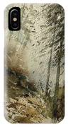 Watercolor  271005 IPhone Case