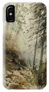 Watercolor  271005 IPhone Case