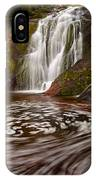 Waterfall Canyon IPhone Case