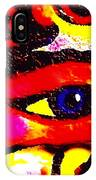 Window To The Soul IPhone Case