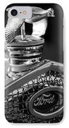 1930 Ford Quail Hood Ornament 3 IPhone Case