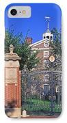 Brown University IPhone Case by John Greim