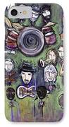 Chris Daniels And Friends IPhone Case