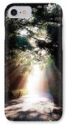 Country Road, Kenmare, Co Kerry, Ireland IPhone Case by The Irish Image Collection