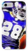 Magical Adrian Peterson   IPhone Case