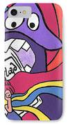 Pink Floyd 8 Track Trip IPhone Case by Jera Sky