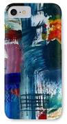 Abstract Color Relationships L IPhone Case