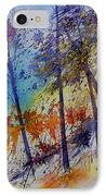 Watercolor  131108 IPhone Case