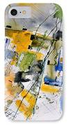 Watercolor  161106 IPhone Case