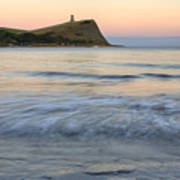 Kimmeridge Bay In Dorset Poster