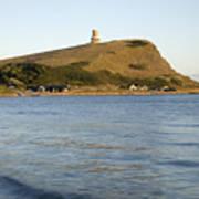 Kimmeridge Bay In Dorset Poster