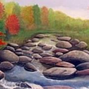 Cherokee Park Art Print