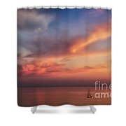 Good Morning Cape Cod Shower Curtain