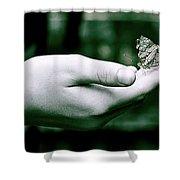 Acceptance Shower Curtain