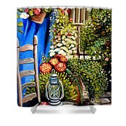 Colbolt Shower Curtain