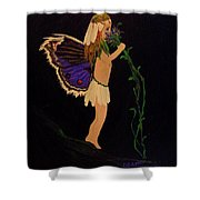 Fairy Girl Shower Curtain