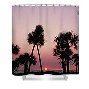 Hawaiian Delight Shower Curtain