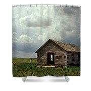 Prairie Church Shower Curtain