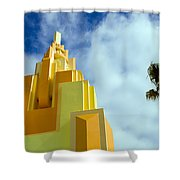 Ron Jon Cocoa Beach Florida Shower Curtain