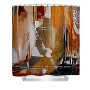 Turbulent Times  II Shower Curtain