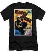 King Kong Poster, 1933 Men's T-Shirt (Athletic Fit)