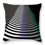 B-wmazezoom3 Throw Pillow