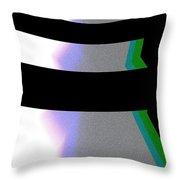 B-wmazezoom8 Throw Pillow