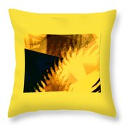 Change - Leaf12 Throw Pillow