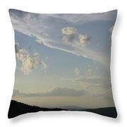 Cloud Dance Throw Pillow