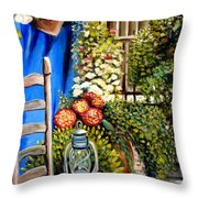 Colbolt Throw Pillow