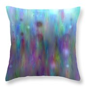 Colour14mlv - Impressions Throw Pillow