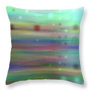 Colour16mlv - Impressions Throw Pillow