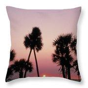 Hawaiian Delight Throw Pillow