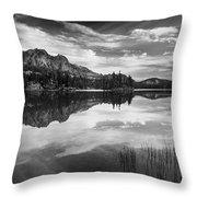 Imogene Lake Throw Pillow