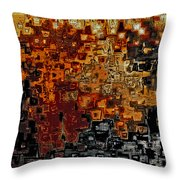 Jesus Christ The Counselor Throw Pillow