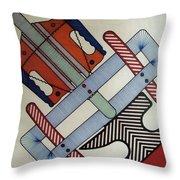 Rfb0901 Throw Pillow