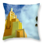 Ron Jon Cocoa Beach Florida Throw Pillow