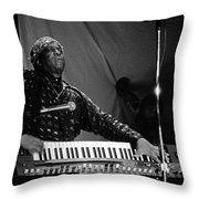 Sun Ra 1 Throw Pillow