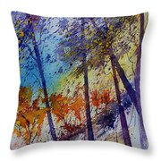 Watercolor  131108 Throw Pillow
