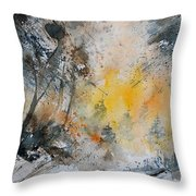 Watercolor  131206 Throw Pillow