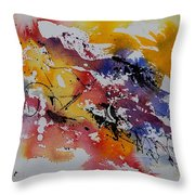 Watercolor 902022 Throw Pillow