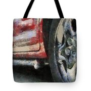 Car Rims 02 Photo Art 03 Tote Bag