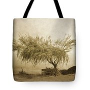 A Sky The Colour Of Memory Tote Bag