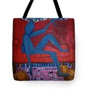 Am I Blue Tote Bag