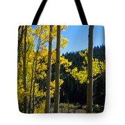 Aspen Vista Tote Bag